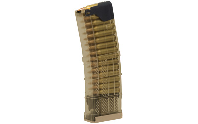 Lancer L5 Advanced Warfighter AR-15 Mag Translucent