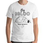 THE BIG IGLOO SHORT SLEEVE SHIRT