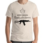 BOOJAHIDEEN  SHORT SLEEVE SHIRT