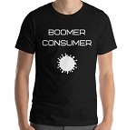 BOOMER CONSUMER  SHORT SLEEVE SHIRT