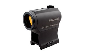 HOLOSUN DUAL RETICLE SOLAR