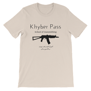 KHYBER PASS GUNSMITHING SHORT SLEEVE SHIRT