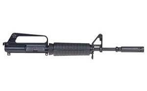 TROY GAU 12.5 PINNED COMPLETE UPPER 5.56